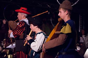 Donateursconcert 2014 – Terug naar de middeleeuwen